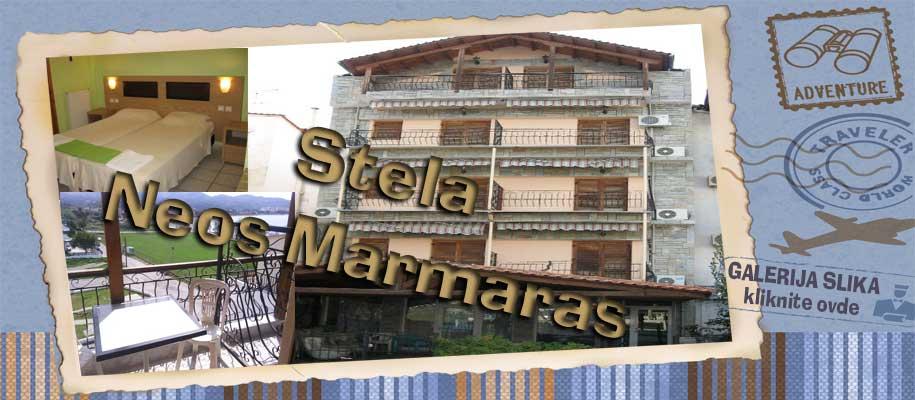 Neos Marmaras Stela SLIKE