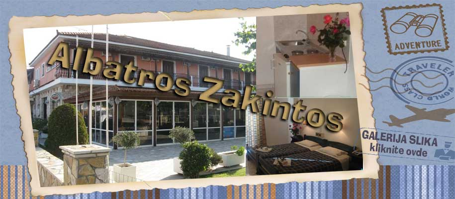 Zakintos Albatros SLIKE