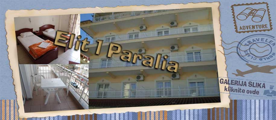 Paralia Elit 1 SLIKE