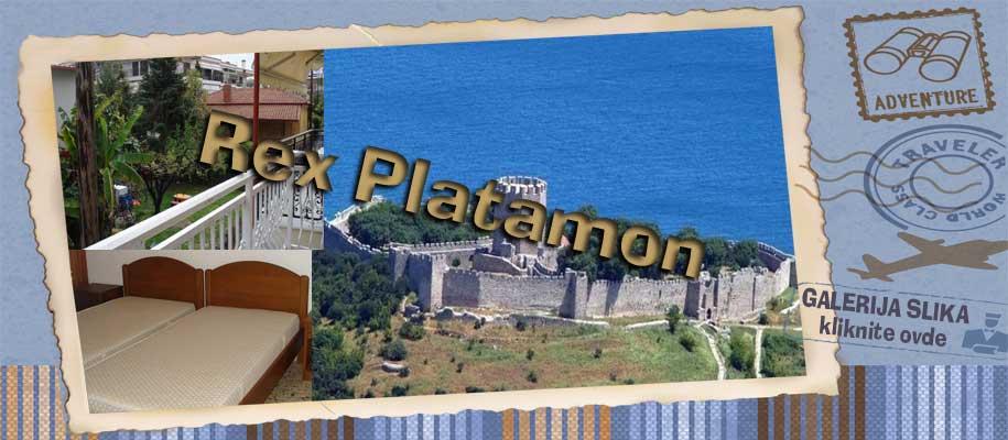 Platamon Rex Slike