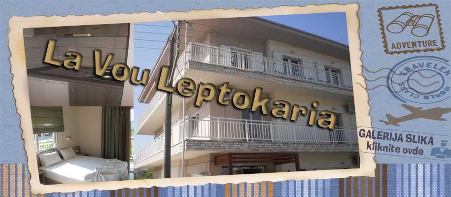 Leptokaria La Vou SLIKE