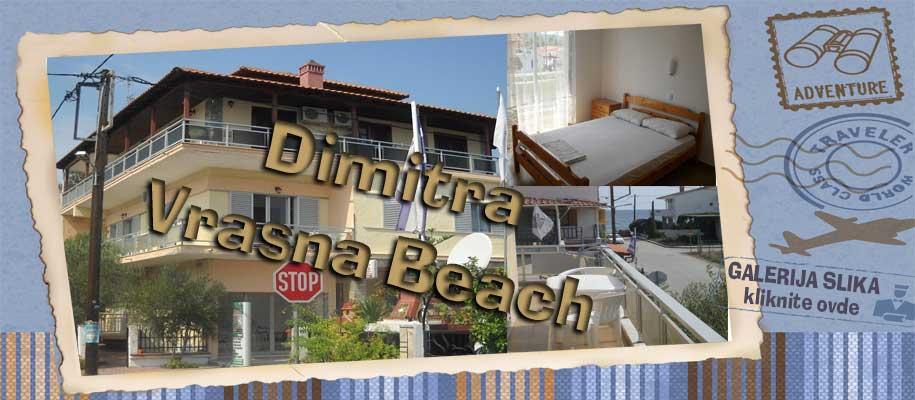 Vrasna Beach Dimitra SLIKE