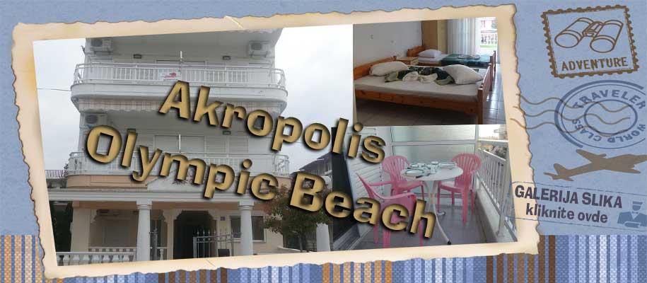 Olympic Beach Akropolis SLIKE