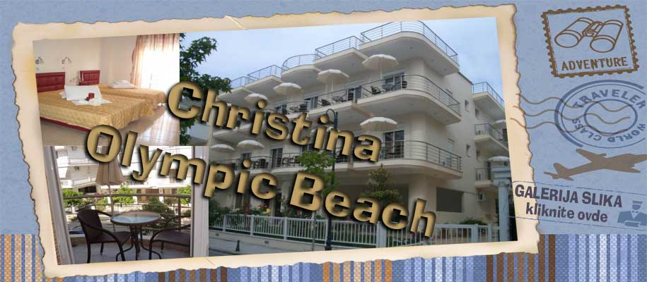 Olympic Beach Christina SLIKE