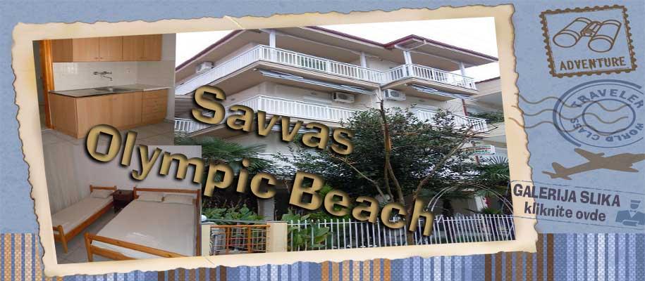 Olympic Beach Savvas SLIKE