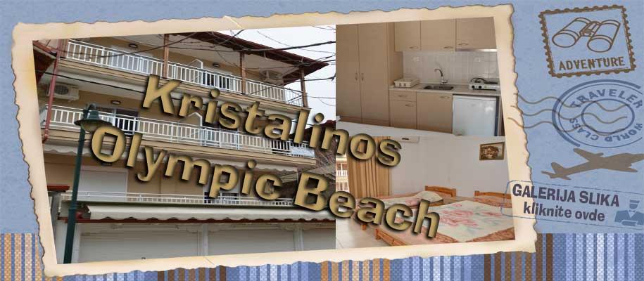 Olympic Beach Kristalinos