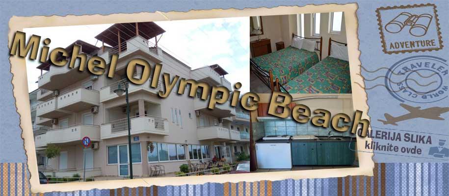 Olympic Beach Michel SLIKE