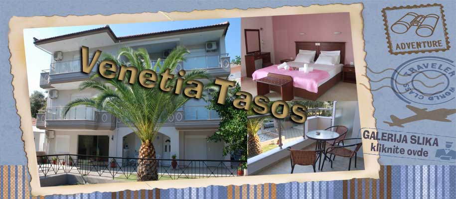 Tasos Venetia SLIKE