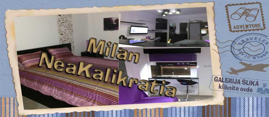 Nea Kalikratia Milan SLIKE