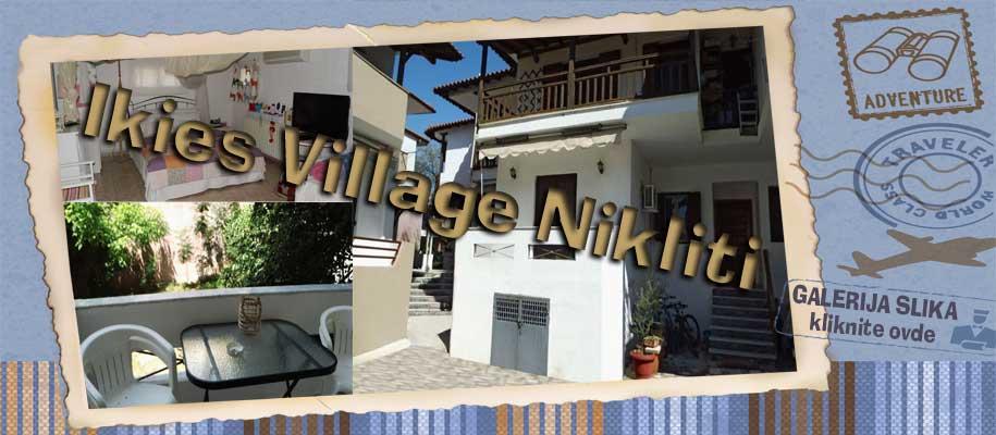 Nikiti Ikies Village SLIKE