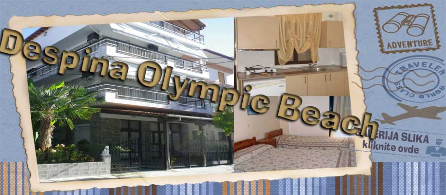 Olympic Beach Despina SLIKE
