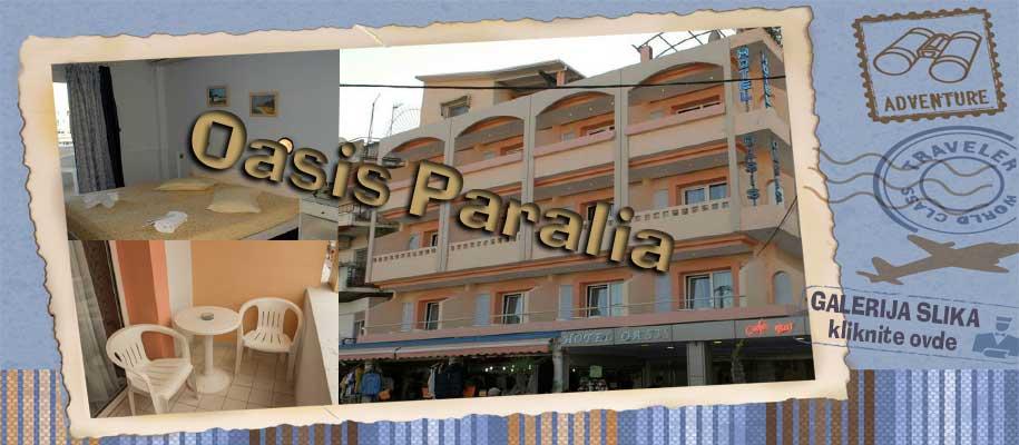 Paralia Oasis SLIKE