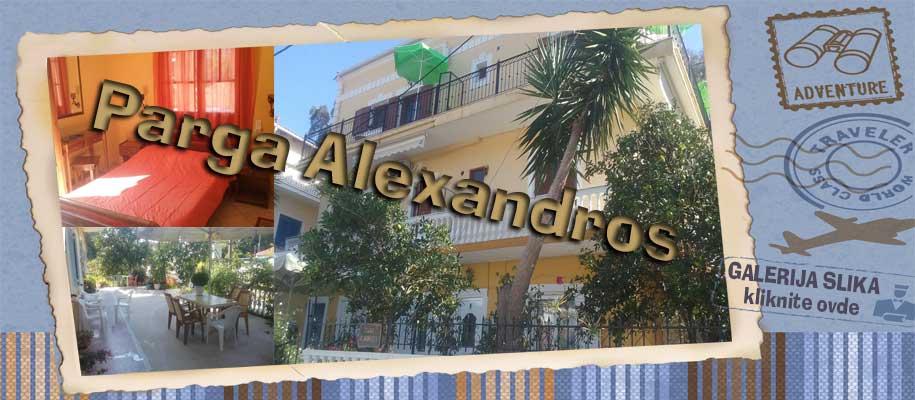 Parga Alexandros slike