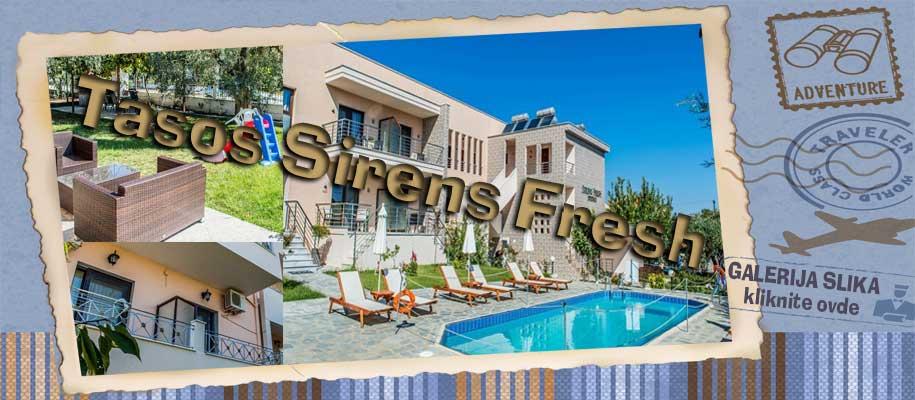 Tasos Sirens Fresh slike