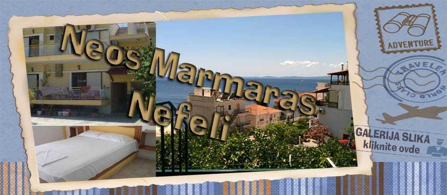 Neos Marmaras Nefeli slike