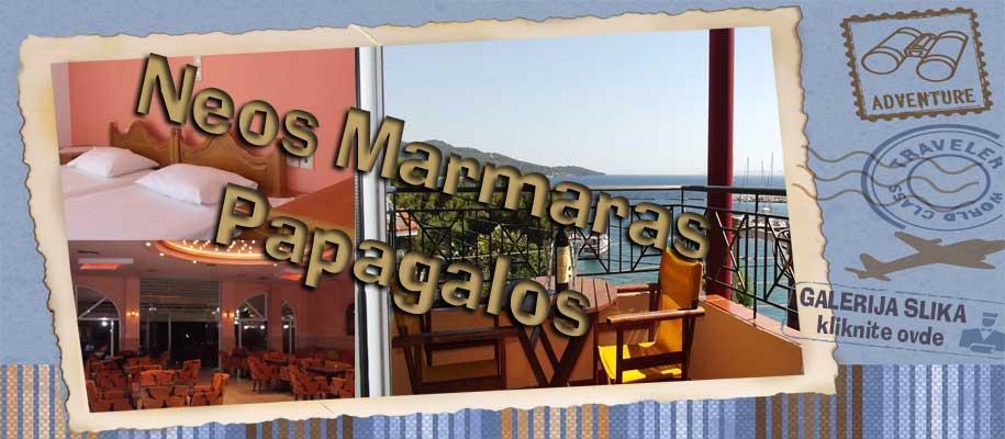 Neos Marmaras Papagalos slike