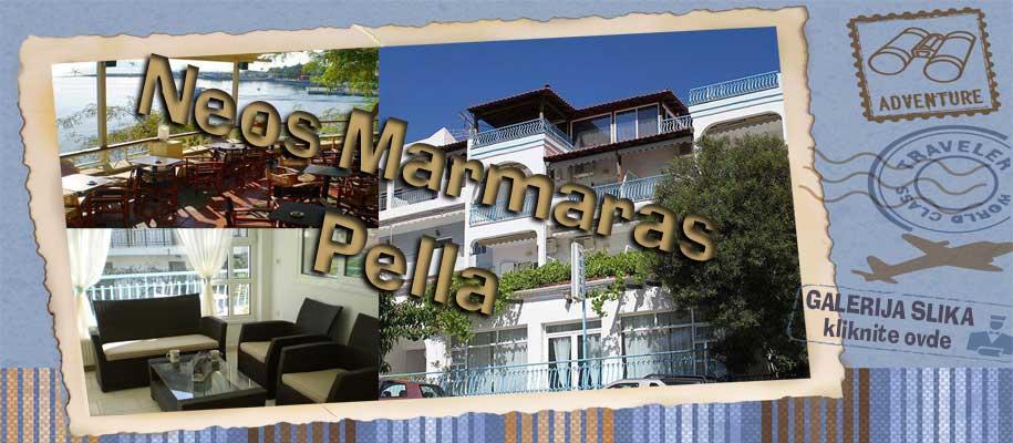 Neos marmaras Pella slike