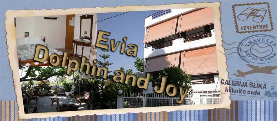 Evia Dolphin and Joy slike
