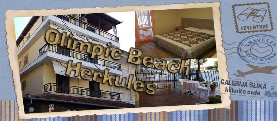 Olimpic beach vila Herkules sl