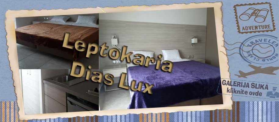 Leptokaria Dias Lux slike