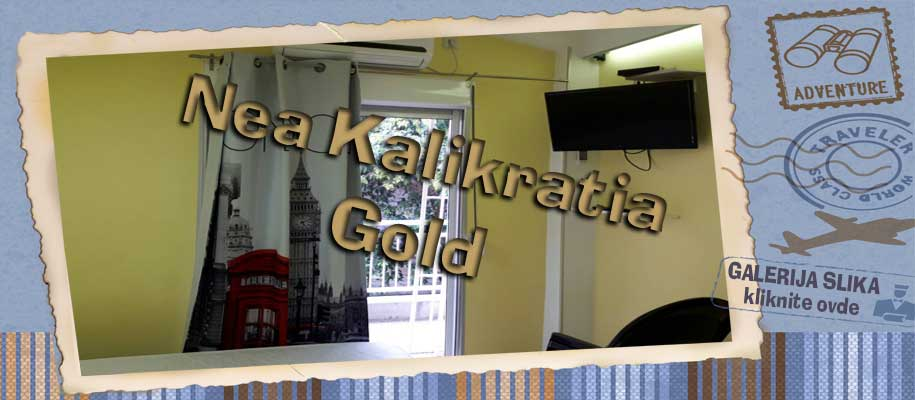 Nea Kalikratia Gold slike