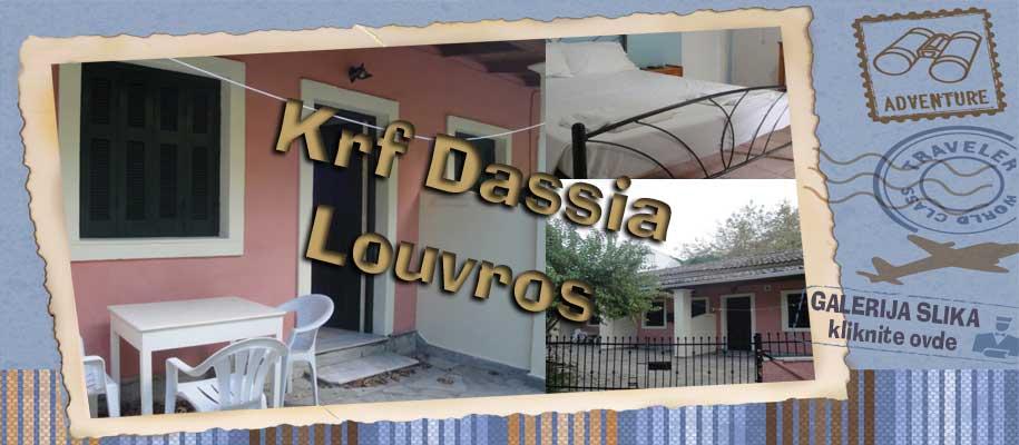 Krf Dassia Louvros slike