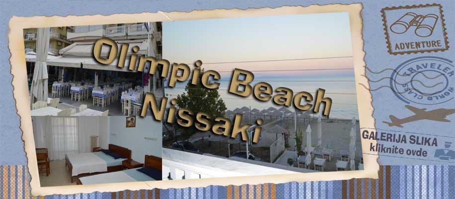 Olimpic beach vila Nissaki sli