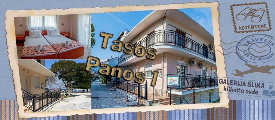 Tasos vila Panos 1 slike