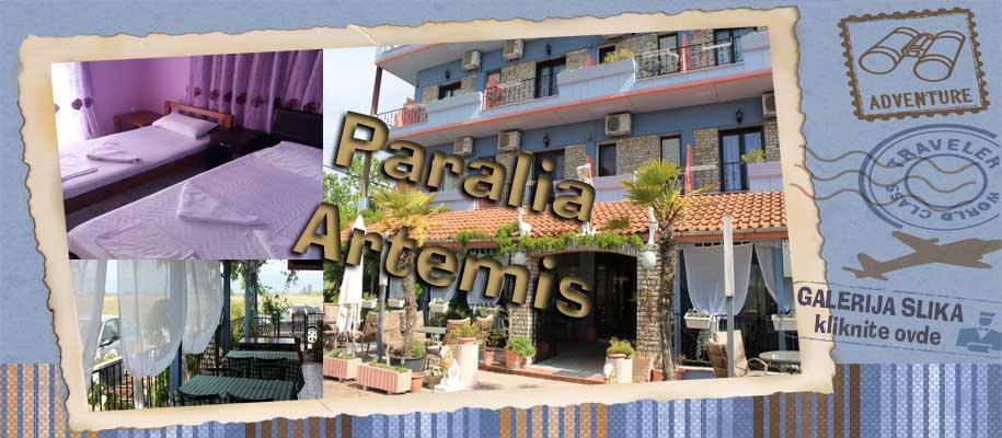 Paralia vila Artemis slike